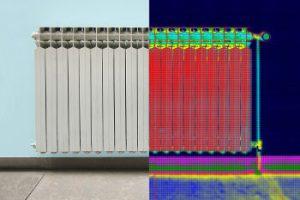 thermografische infraroodcamera