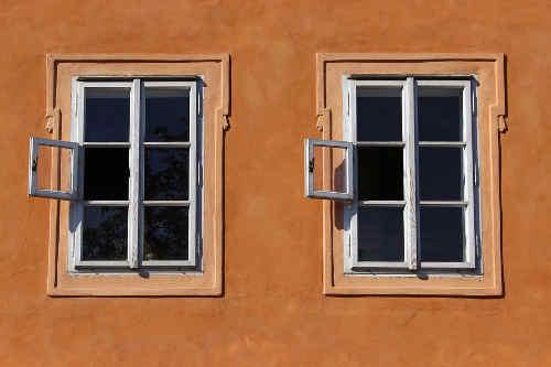 Lekdetectie raam
